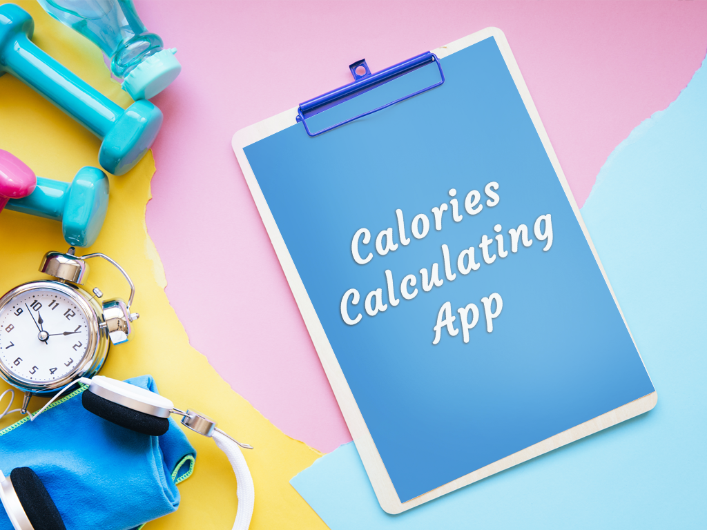 Calories Calculating App