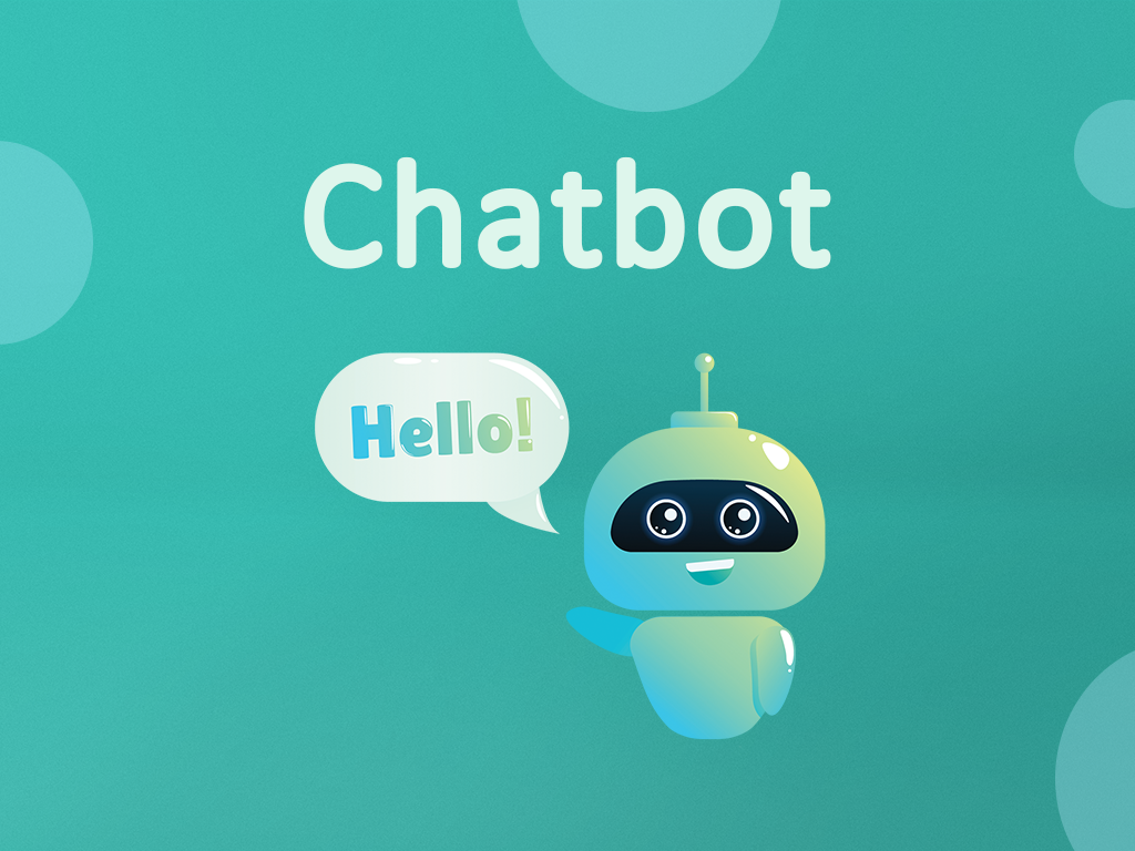 Automatic Chat application with ready-made reference options