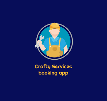 Crafty Services booking app